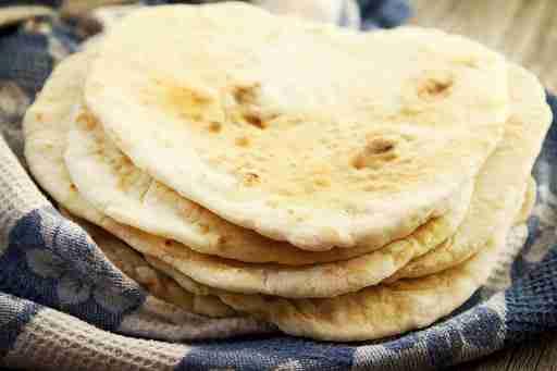 Recepta: pa de pita farcit amb verduretes i carn picada