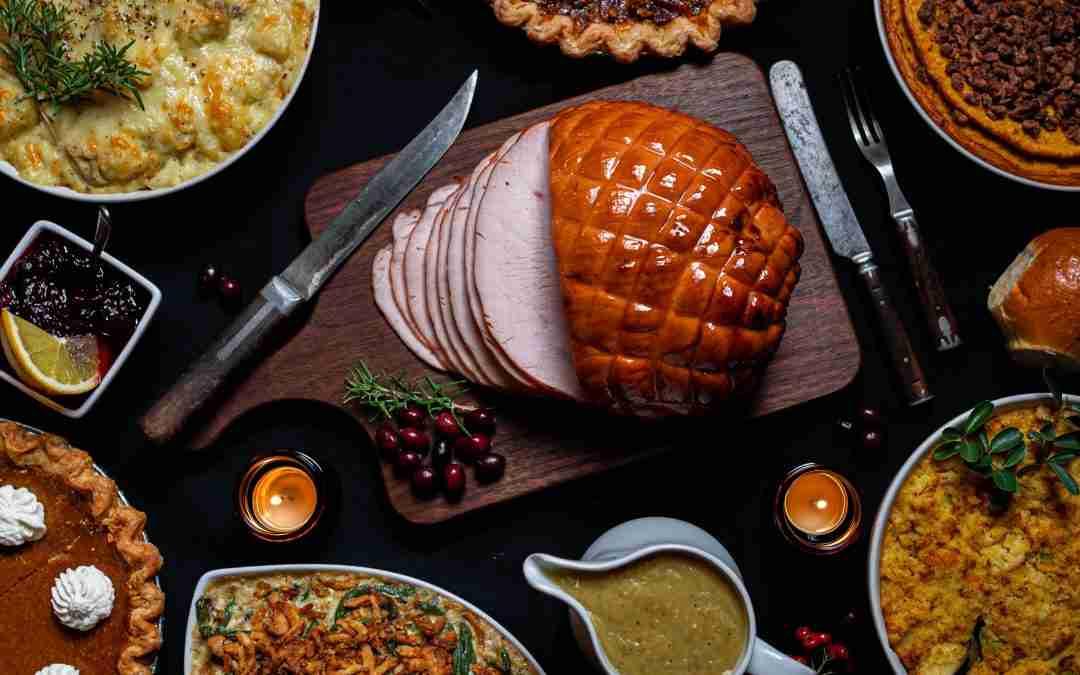 10 consejos para alimentarnos bien durante las Fiestas de Navidad