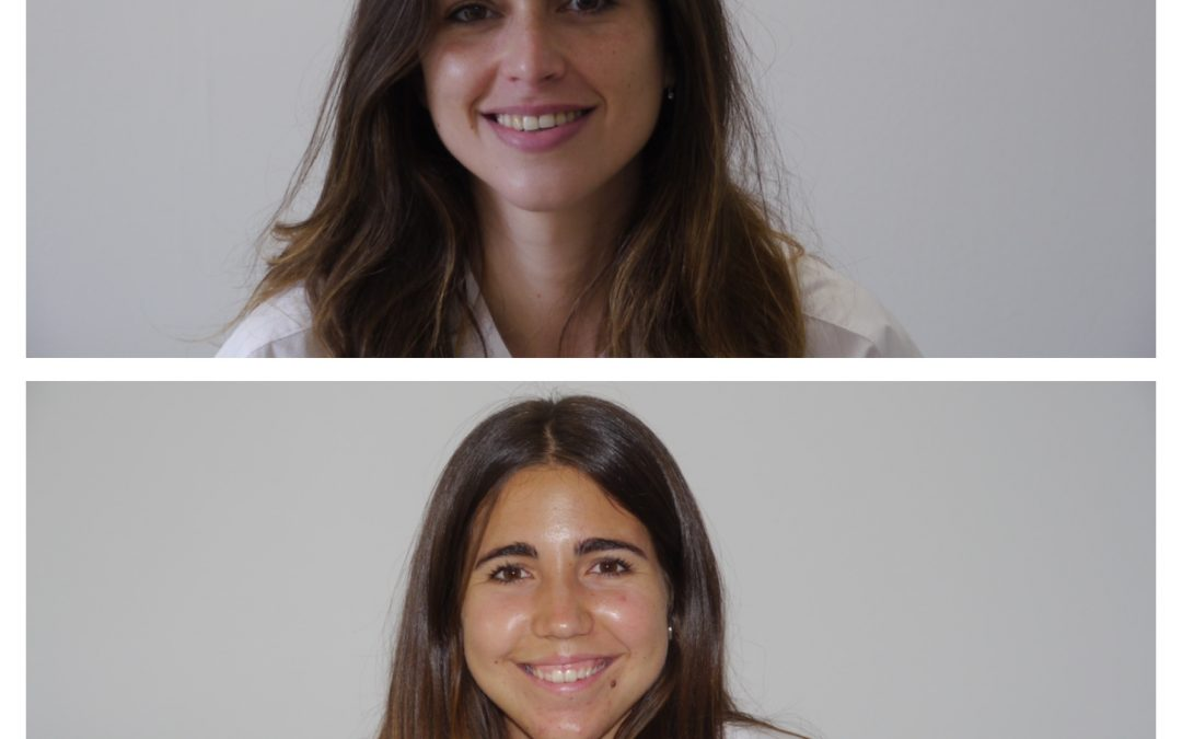 Noves incorporacions de Dietistes-Nutricionistes: Mònica i Laura