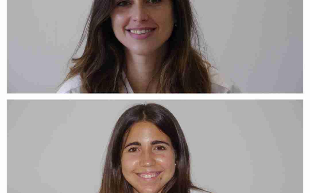 Nuevas incorporaciones de Dietistas-Nutricionistas: Mònica y Laura